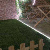 Cut to Length Outdoor & Indoor LED Rope Light White